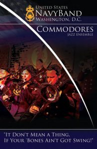 U.S. Navy Band Commodores Concert - FREE @ Soldiers & Sailors Memorial Hall & Museum