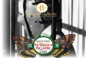 Special Exhibit: The Silence of the Lambs Cage @ Soldiers & Sailors Memorial Hall & Museum