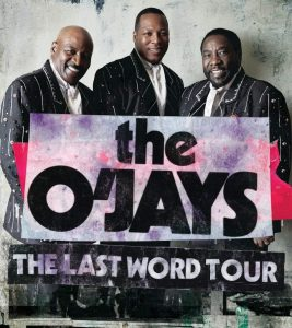 The O'Jays @ Soldiers & Sailors Memorial Hall & Museum
